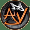 DJ AV Logo
