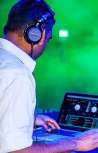 Live DJ AV